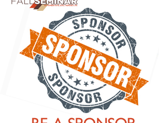 Sponsorships Now Available