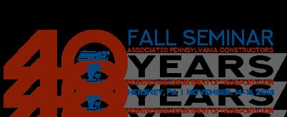 APC/PennDOT Fall Seminar